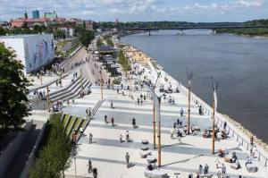 Ekskursija lietuviškai po Varšuvos senamiestį