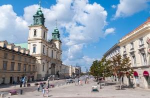 Ekskursijos po Varšuvą lietuviškai