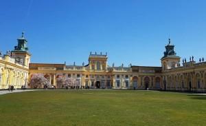 Ekskursija lietuviškai po Varšuvos senamiestį - Vilanovo rūmai ir parkas