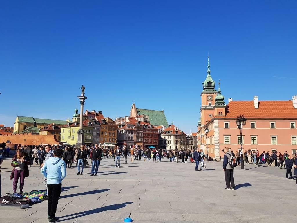 Pilies aikštė Varšuvoje